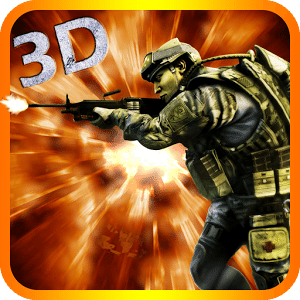 突擊隊狙擊手射擊遊戲 3D