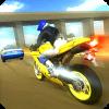 疯狂自行车赛 - 超级摩托车锦标赛