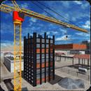 城市建筑施工3D