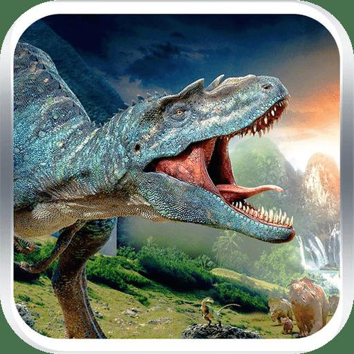 恐龍模擬毀滅人類
