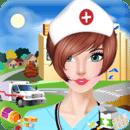 护士装扮游戏