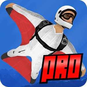 滑翔衣 Wingsuit Pro
