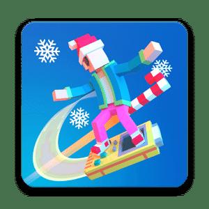 滑板障碍赛