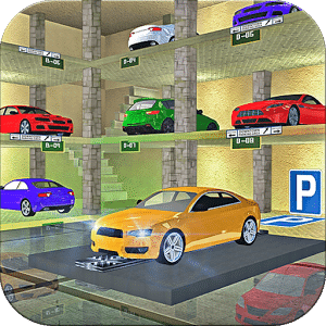 汽车 停車處 司机 模拟器 2017年