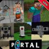 mods for Portal 2 Guns addons mcpe