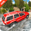 Offroad Car Drive Mountain Climb Adventure Game