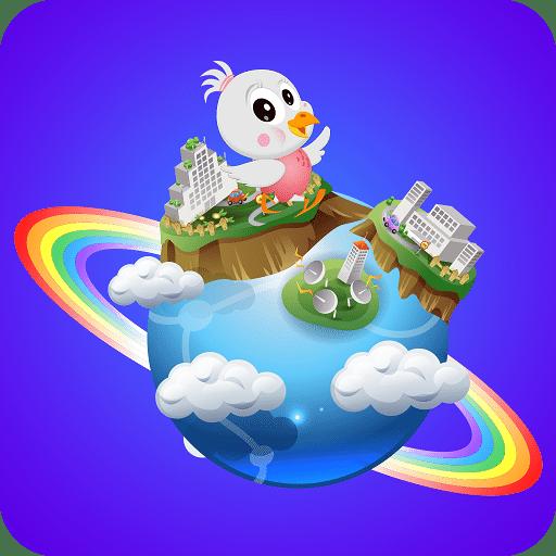 童鸽AR地球仪
