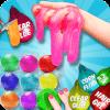 DIY Balloon Slime Smoothies & Clay Ball Slime Game