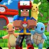 Pixelmon Go Craft Battle Trainer