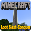 Loot Slash Conquer Mod for MCPE