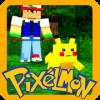 Pixelmon World - 3D craft & build go