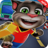Talking Tom Run and Fight Dash