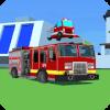 Fire Truck Driving Simulator 3D