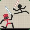Warrior Stickman Fighting Epic Battle