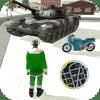 Crime Santa Claus Rope Hero Vice Simulator