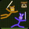 Stickman Warriors Freddy