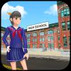 高中虚拟女孩模拟器