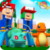 Pixelmon mod for MCPE (Addon)
