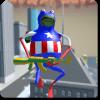 Superhero Frog Amazing Adventure