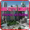 Grand Big City Craft - Builder Blocky World