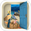 Escape Game: Marine Blue