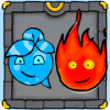 Fire boy and Water girl Maze Puzzel