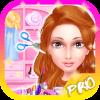 Fashion Hair Saloon - Princess Makeup Salon Games