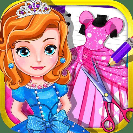 魔仙公主换装化妆沙龙