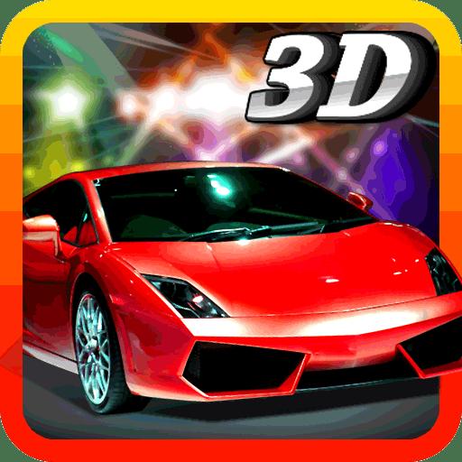 3D天天狂飆-全民飛車