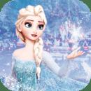 冰雪公主美丽装扮