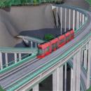 模拟桥梁建设