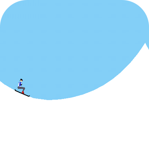 滑雪大冒险:精简版