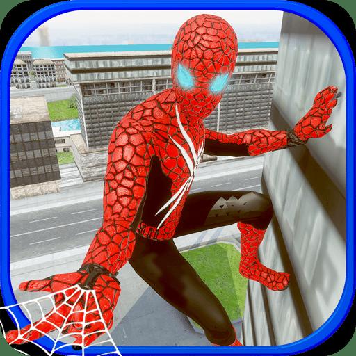 绳索英雄蜘蛛侠