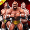 Wrestling Superstar Warriors Hero Fight 3D