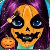 Cute Girl Makeup Salon Game: Halloween Makeup 2018