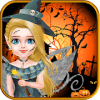 Crazy Halloween Party – Dress up Game for Girls