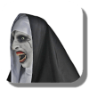Halloween Scary Nun