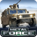 Metal Force: 最好的在线坦克射击游戏