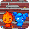 Water girl and Fire boy Adventure