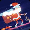 Santa Claus Flip - Free Rocket Flip Master Games