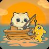 Fishing Games-Fisher Cat Saga
