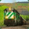 Train Simulator 2019 - Mountain Real Train Driving