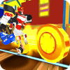 Subway Runner Megazord - Endless Rangers