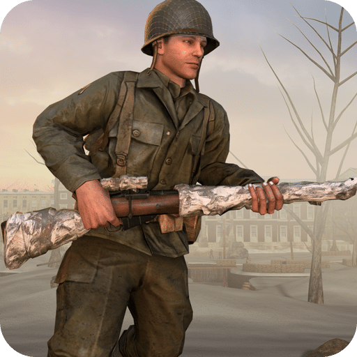 World War 2 Heroes Army