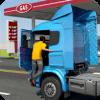 油油船运输车卡车模拟器