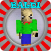 Horror Baldi Addon for MCPE Mod