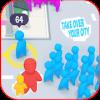 Crowd City Stickman Wars Simulator