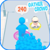 GATHER Crowd City Stickman Simulator