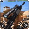 Royale Sniper Shooting: Desert FPS Combat