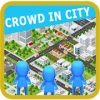 Crowd in city - best experiance
